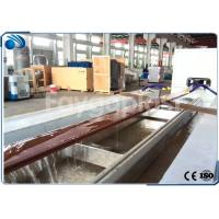 China Wood Plastic Composite Profile Making Machine Extrusion Line 380v 50hz CE Approved wholesale