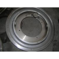 China Forging Steel Tire Mould / PU Foam Tyre Mould , Tyre Molds wholesale