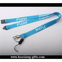 China new arrival no MOQ heat transfe logo 20*900mm lanyard with breakaway wholesale