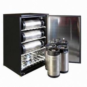 beer keg fridge