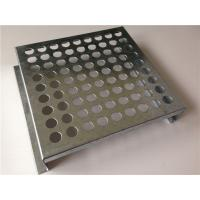 Quality Commercial Architectural Durable 2.5mm Perforated Aluminum Panels for sale
