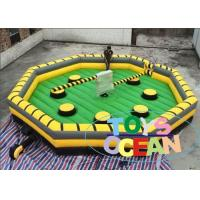 China Mechinical Meltdown Inflatable Sport Game wholesale