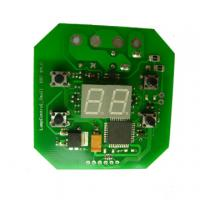China Electronic PCB Assembly with HASL finished wholesale