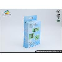 China Custom Tablet Pcs Stand Electric Product Box , Safe Cardboard Packaging Boxes wholesale