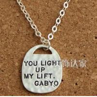 China Engraving Gift With Pendant wholesale