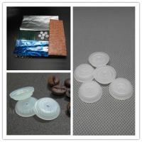 China filter coffee one way degassing valve for coffee packing bag wholesale