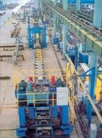 China CE H Beam Production Line For Box Columns Beam Use In Soaring Skyscrapers wholesale