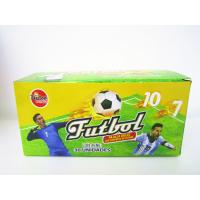China The World Cup CC stick / Multi Fruit Flavor CC stick with Tattoo Stick and soccer whistle wholesale