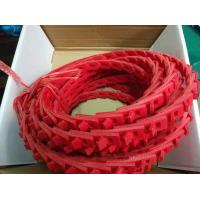 Buy cheap Polyurethane Twist V Belt , Adjustable Length Drive Belt Long Using Life from wholesalers