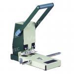 China 300 Sheets Hole Punching Machine , 6mm Drill Bits Heavy Duty Hole Punch wholesale