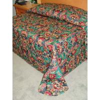 China Bedspread Cairo Teal wholesale
