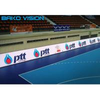 China P10 Outdoor Stadium Perimeter LED Screen For Sports Event High Refresh LED Panel wholesale