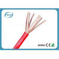 China BVR Single Strand Insulated Insulated Copper Wire For House Wiring 1.5mm 2.5mm wholesale