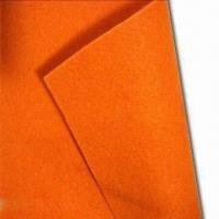China Needle-punched Nonwoven Polyester Felt, Ideal for Toys wholesale