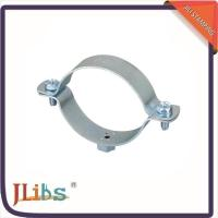 Suspension Galvanized Pipe Clips Metal Cable Clamps -40 ℃ ~ 110 ℃ Working Temp
