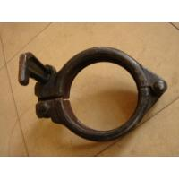 Dn mm schwing wedge coupling concrete pump clamps of