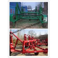 China Use Cable Reel Trailer,Spooler Trailer, best qualityCable Drum Carrier Trailer wholesale