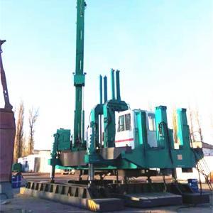 China High Performance Hydraulic Piling Machine / Pile Foundation Equipment wholesale