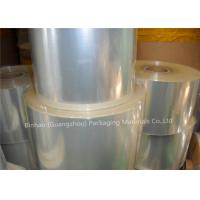 Quality High Shrinkage Rate Transparent BOPP Film Is Environmentally Friendly Packaging Materials for sale