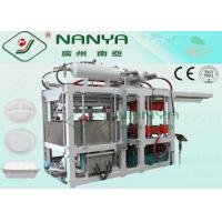 China Top Grade Packaging Machinery Paper Plate Food Container Machine 7000Pcs / H wholesale