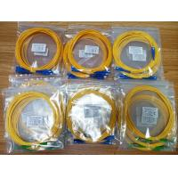 China top quality premium optical fiber patch cord for sale,hotsale in india fiber patch cord wholesale
