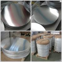 China Non-stick Painting 1100 1060  1050 3003 Aluminium Circle for Cookware 200 - 1000mm Dia wholesale