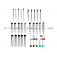China Medical syringes injections 2ml 5ml 10ml for Pharmaceutical Processing wholesale