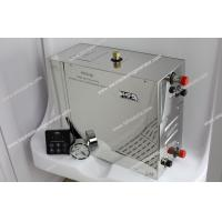 2 Steam outlet Commercial Steam Generator 16kw 400v 3 phase with waterproof control system