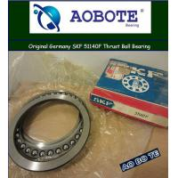 Quality SKF 51140F Thrust Ball Bearing C3 , Miniature Ball Bearing for Agriculture for sale