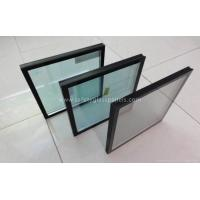 Double Insulated Windows : Commercial clear double pane insulated glass door and