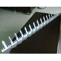Buy cheap Anti Theft Fence Spikes , Sharp Wall Security Spikes With Long Thorn Big Size from wholesalers