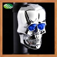 Wholesale China Bicycle & Car Accessories / 90*62*26mm Bicycle Skeleton Ghost Laser Light from china suppliers
