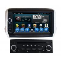 Buy cheap 2 Din Radio Car Touch Screen Peugeot Navigation System 208 Peugeot 2008 from wholesalers