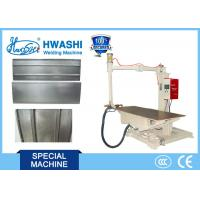 China Flat Plate Sheet Metal Welder Aluminum Table Resistance Spot Welding Machine on sale