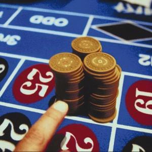 Gambling Wood Roulette Wheel(Single zero)