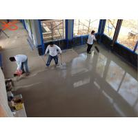China Nontoxic Self Leveling Floor Compound in Cementitious with Good Tensile Strength wholesale