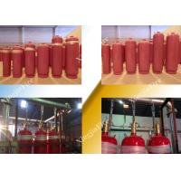 Insulated FM 200 Fire Suppression System Without Residue And Pollution