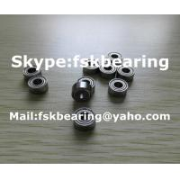China Small Size R6 R6-2RS R6-ZZ Inched Deep Groove Ball Bearing Nonstandard wholesale