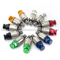 China CNC Billet Aluminum Dirt Bike Bleeder Valve on sale