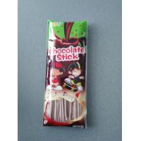 China Healthy Chocolate Stick Powder Candy Nice Taste Sweets Lower Calorie Candy wholesale