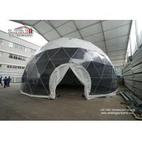 China Waterproof Great Outdoors Geo Dome Tents With Geodesic Dome Frame wholesale