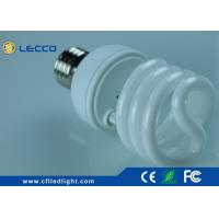 Buy cheap 23W Small Cool White Cfl Bulbs Tricolor For Home / Commercial Lighting from wholesalers