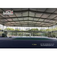 China High Tech Aluminum Waterproof 8m Sport Event Tents With Double Decker wholesale