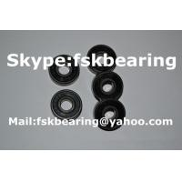 China Miniature Size Single Row Ceramic Wheel Bearings For Motorcycles wholesale