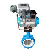 China stainless steel pneumatic actuator on sale