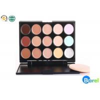 China Mineral Color Correcting Concealer Palette Full Coverage Under Eye Concealer wholesale