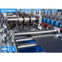 China Cold Roll Steel Cut to Length Metal Roll Forming Machine with 0 - 30 m / min Speed wholesale