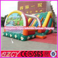 China Colorful Inflatable Slide Big Size wholesale