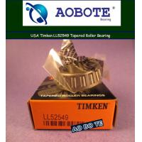 China Airport Timken Taper Roller Bearings With Long Life Low Noise wholesale