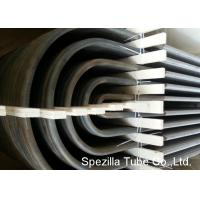 China AISI 304 316L 310S Stainless Steel U Bend Tube For Heat Exchagner wholesale